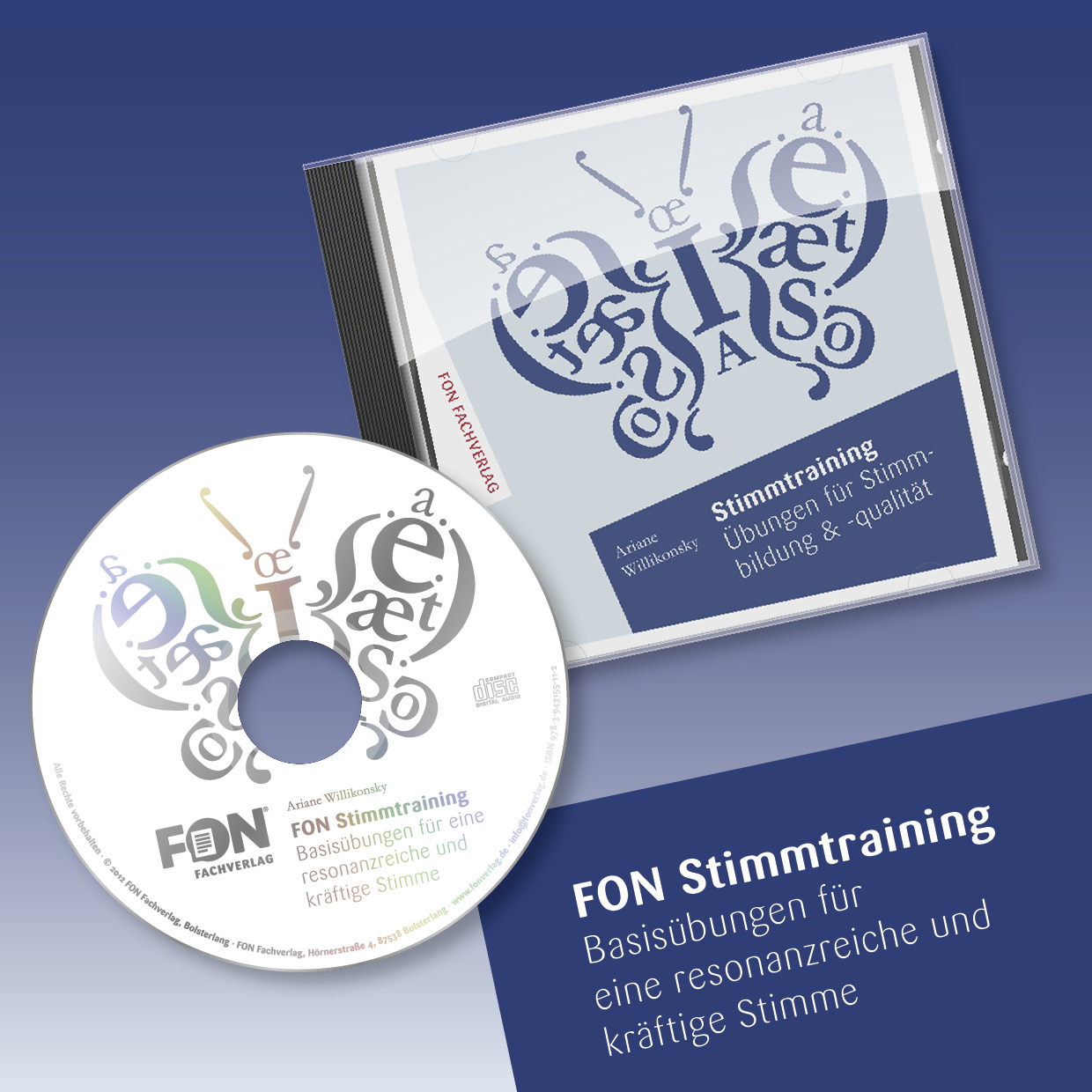 Stimmtraining CD