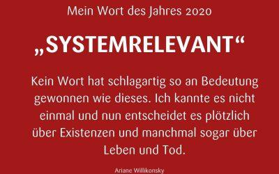 Wort des Jahres 2020