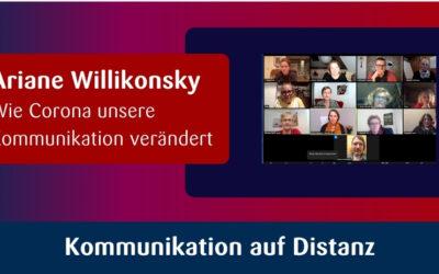 Kommunikation auf Distanz
