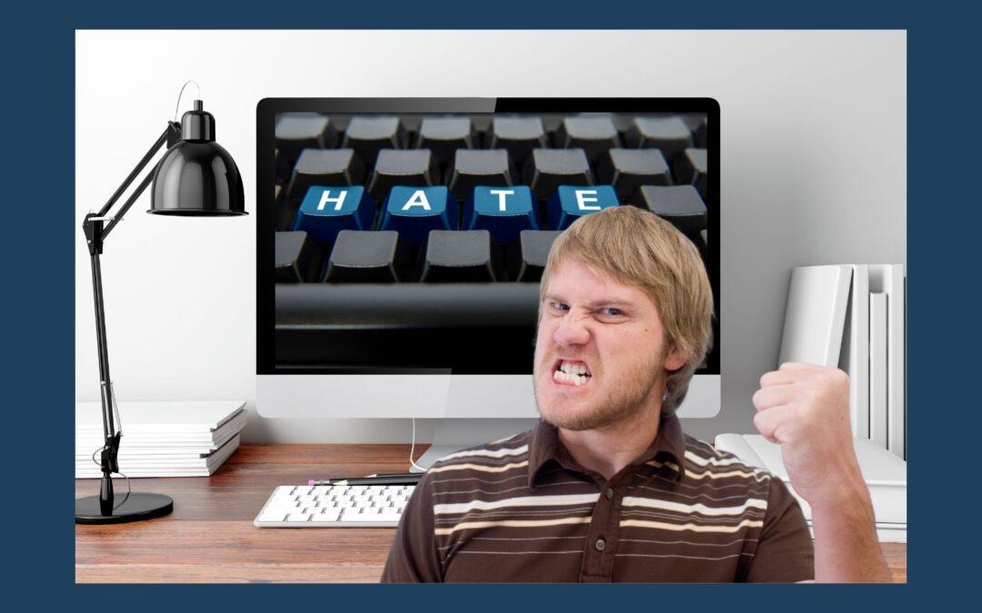 Hasskommentare im Netz