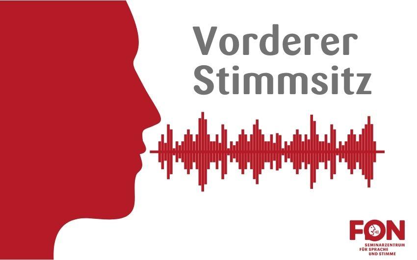 Stimmsitz – Wie du deine Stimme nach vorne bringst